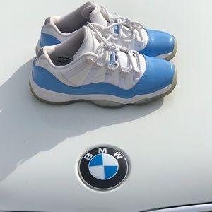 Jordan Shoes - Air Jordan Retro 11 UNC Size 5.5